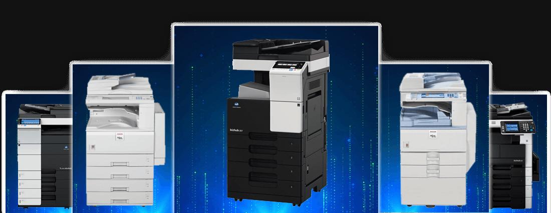 εκτυπωτικά συστήματα, φωτοαντιγραφικά, εκτυπωτές, πολυμηχανήματα